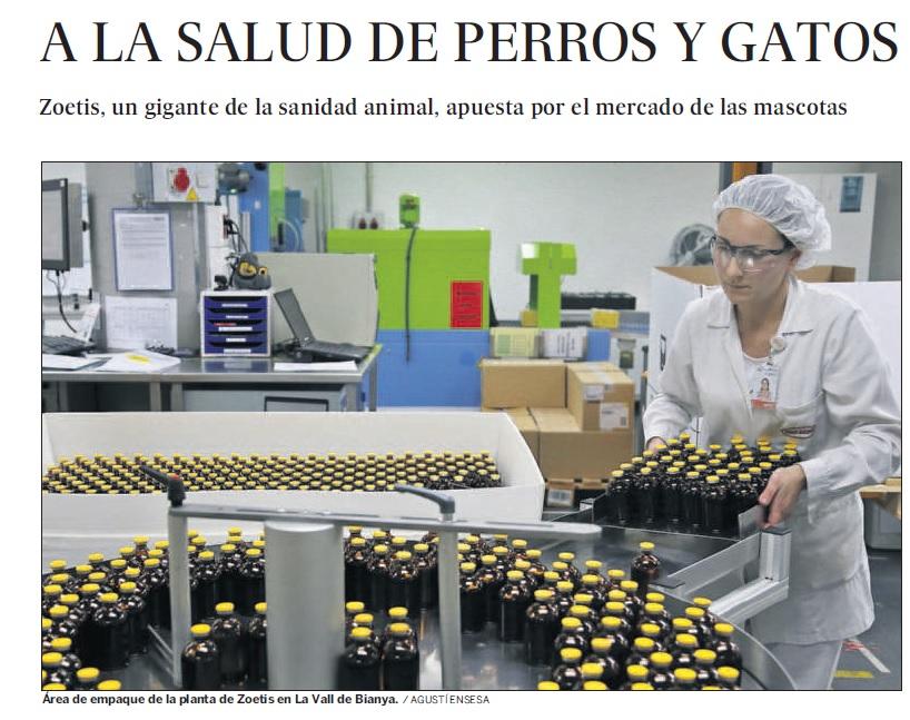 Zoetis en El País