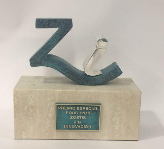 Premio Porc d'Or Zoetis a la Innovación